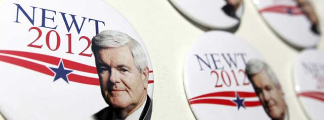 All of Washington lives in Newt's swamp